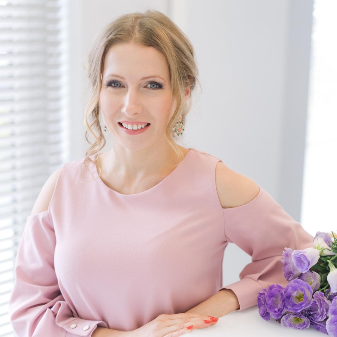 Blanka Pawłowska Diamenty kobiecego biznesu
